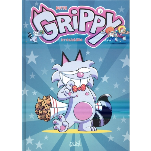 Grippy Tome 3 - Irrésistible