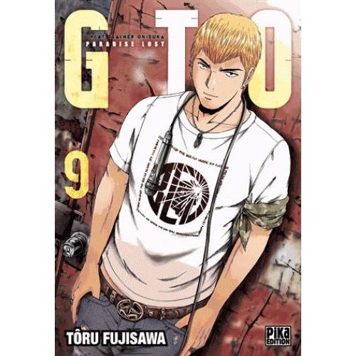 GTO Paradise Lost Tome 9
