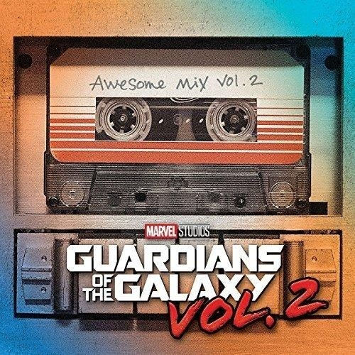 GUARDIANS OF THE GALAXY VOL. 2 AWESOME MIX VOL. 2