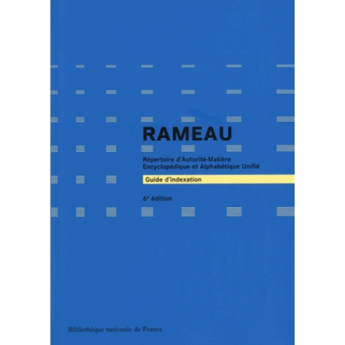 Guide d'indexation Rameau