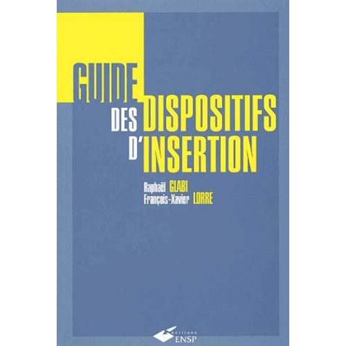 Guide des dispositifs d'insertion