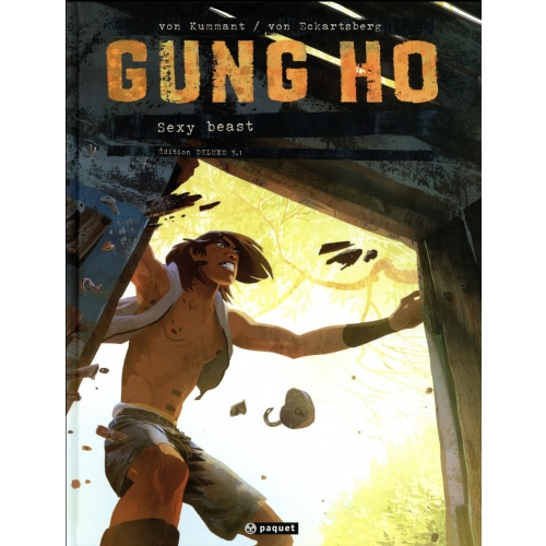 Gung Ho Tome 3.1 - Sexy beast