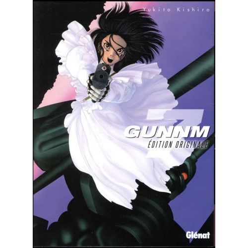 Gunnm - Edition originale Tome 7
