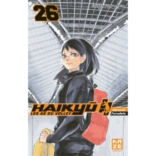 Haikyu !! Les As du volley Tome 26