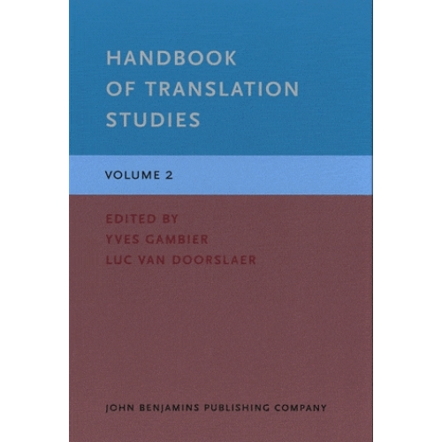 Handbook of Translation Studies - Volume 2