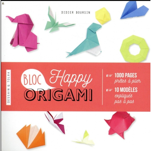 Bloc Happy Origami