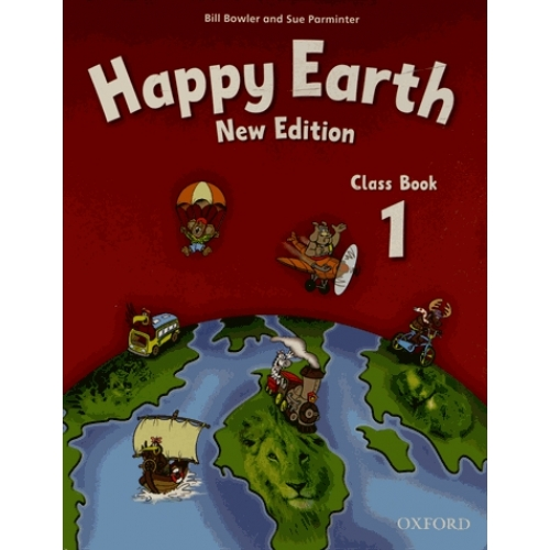 Happy Earth - Class Book 1