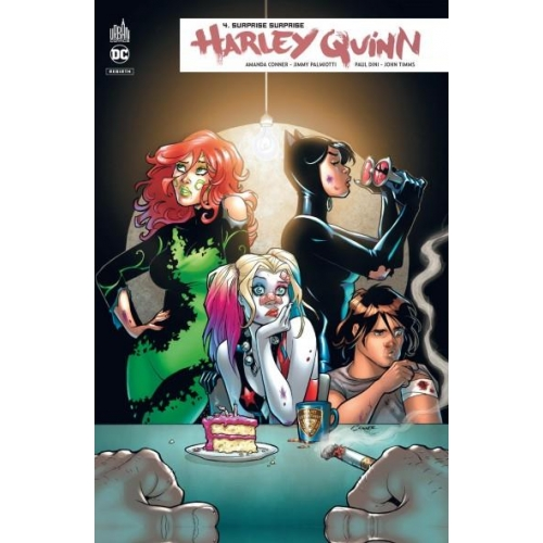 Harley Quinn rebirth Tome 4 - Surprise surprise
