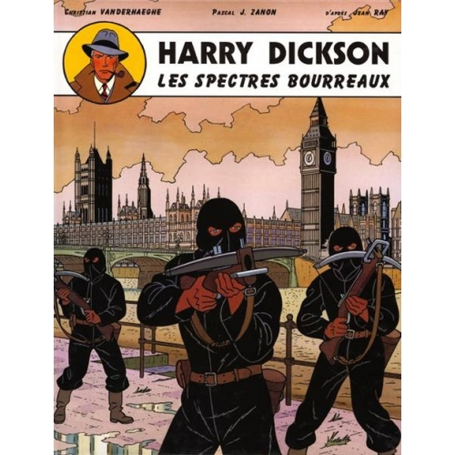 Harry Dickson Tome 2 : Les spectres bourreaux