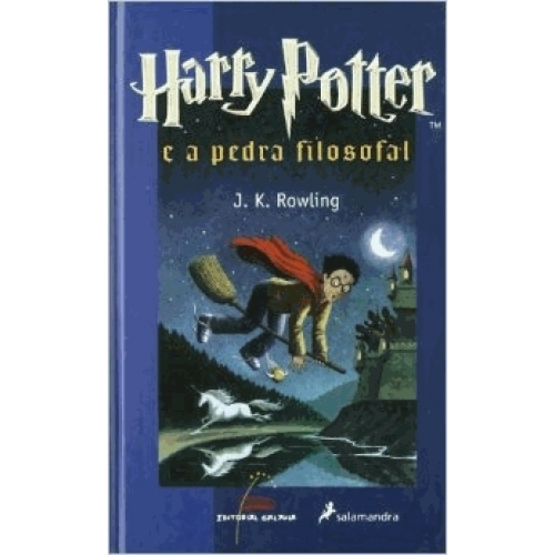 Harry Potter e a pedra filosofal - Edition en galicien