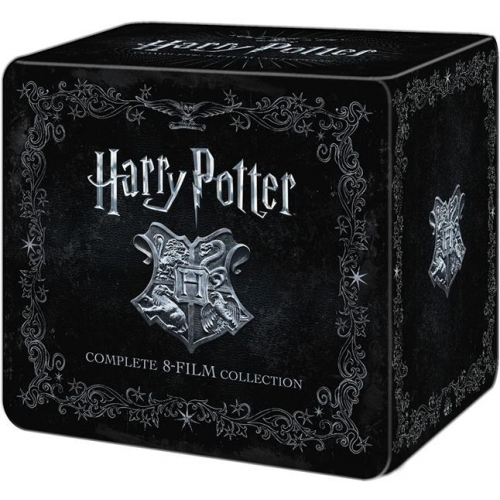 HARRY POTTER - STEELBOOK INTEGRALE DES 8 FILMS - COFFRET