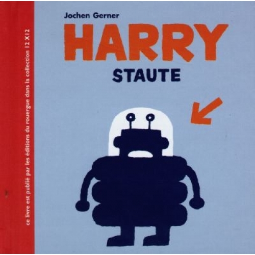 Harry staute