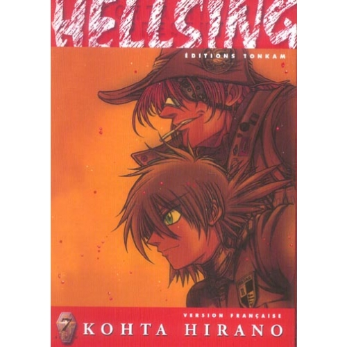 Hellsing Tome 7