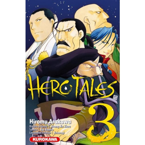 Hero Tales Tome 3