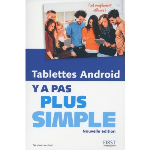 Tablettes Android y'a pas plus simple