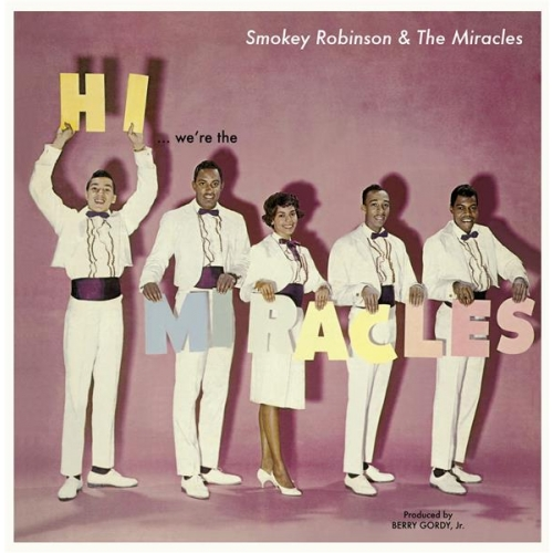 HI... WE'RE THE MIRACLES