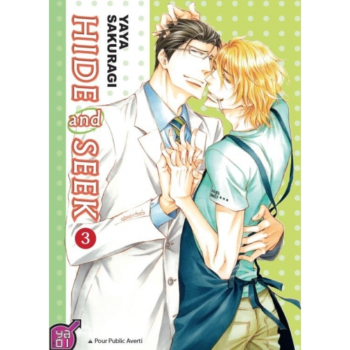 Hide and sick Tome 3
