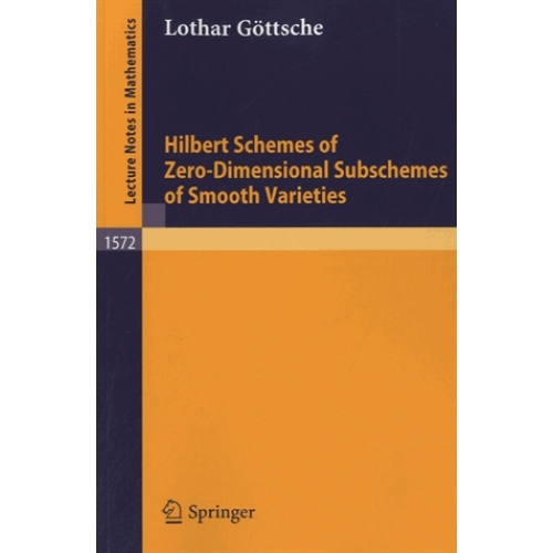 Hilbert Schemes of Zero-Dimensional Subschemes of Smooth Varieties