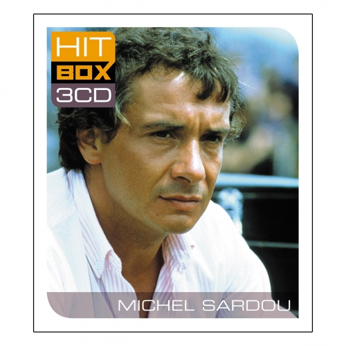 Coffret Hitbox 3CD - Michel Sardou