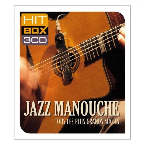 Coffret Hitbox 3CD - Jazz Manouche