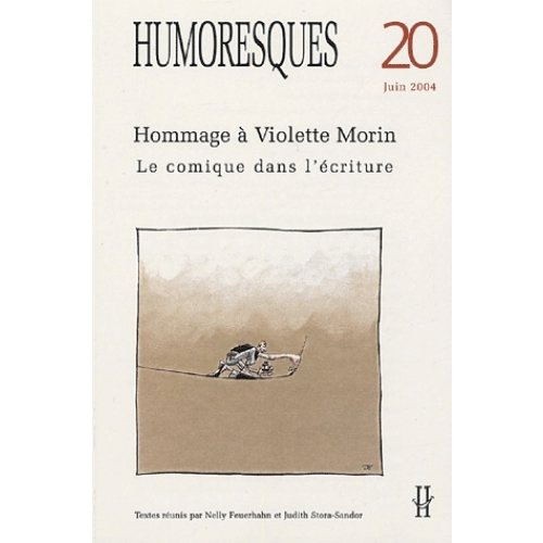 Humoresques N° 20 - Hommage à Violette Morin