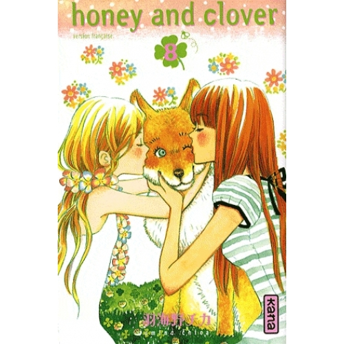 Honey and Clover Tome 8