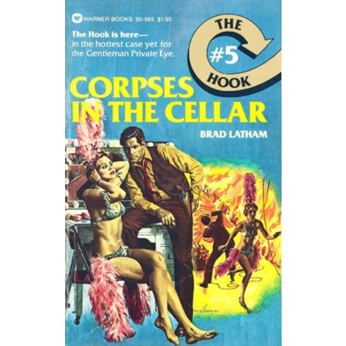 Hook, The: Corpses in the Cellar - #5
