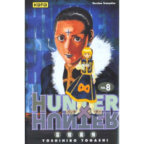 Hunter X Hunter. Tome 8