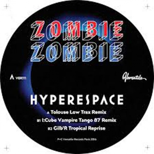 HYPERSPACE / I CUBE GILBR REMIX