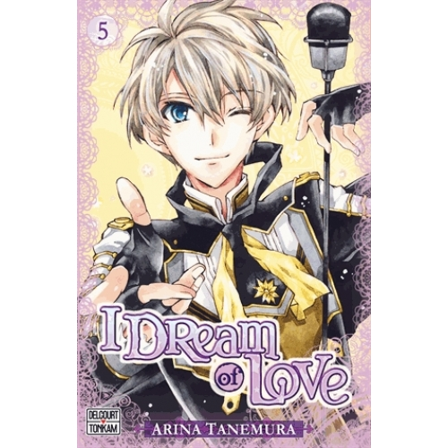 I dream of love Tome 5