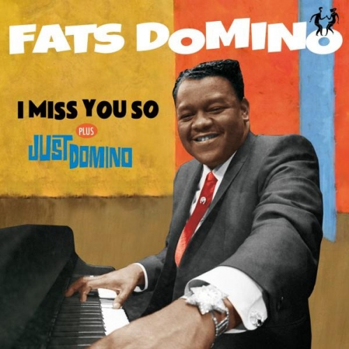 I MISS YOU SO  JUST DOMINO
