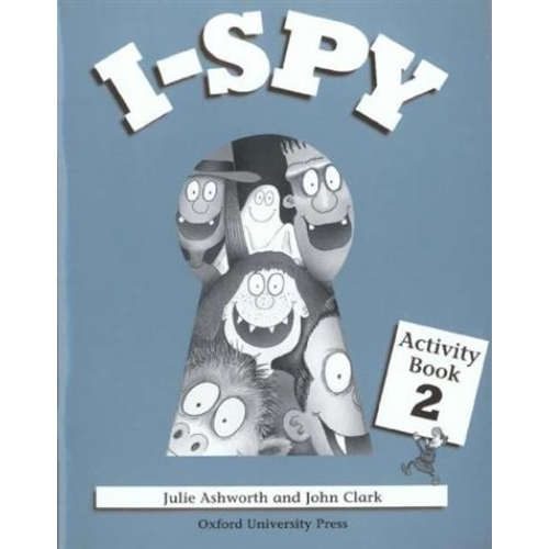 I-SPY 2 - Activity book