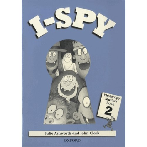 I-Spy 2 - Teacher's Book, Photocopy Masters Book and Posters