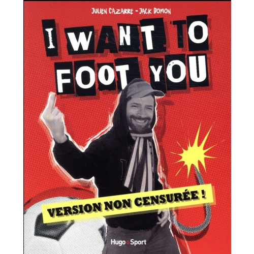 I want to foot you livre sports collectifs cultura for Domon livraison