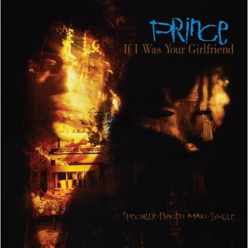 IF I WAS YOUR GIRLFRIEND /SHOCK  -  EDITION LIMITEE