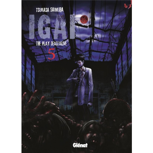 Igai, the Play Dead/Alive Tome 5