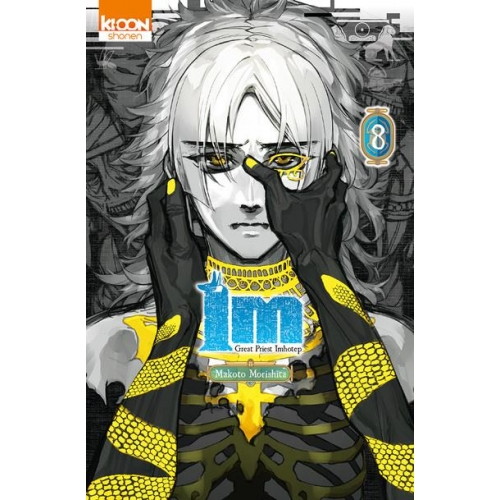 Im, Great Priest Imhotep Tome 8