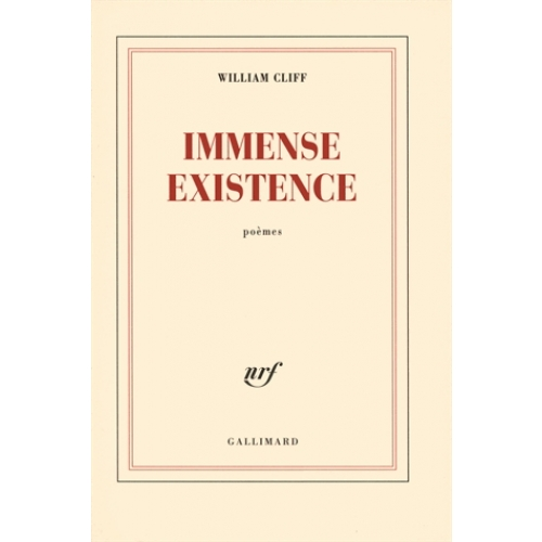 Immense existence