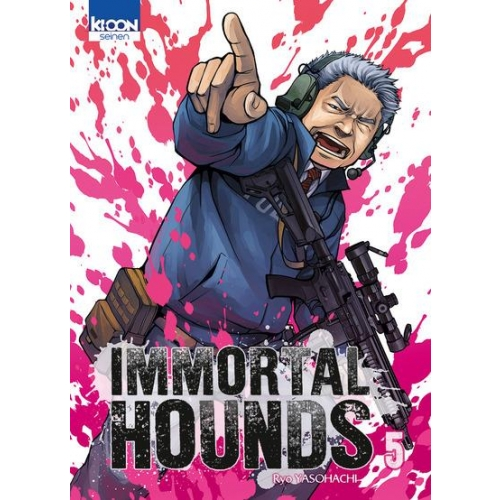 Immortal hounds Tome 5