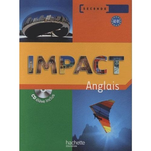 Impact Anglais Seconde