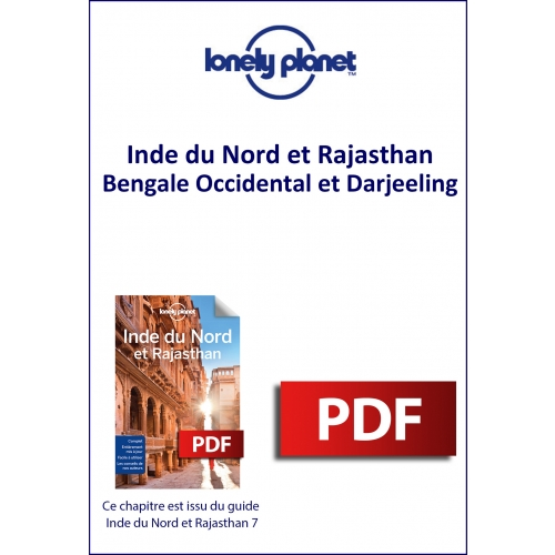 Inde du Nord - Bengale Occidental et Darjeeling