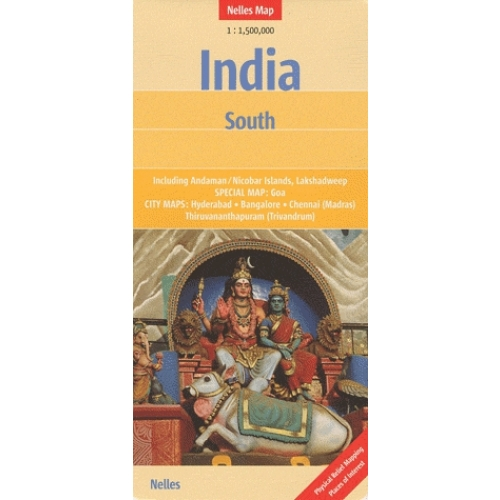 India South - 1/1500000