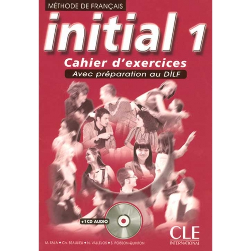Initial 1 - Cahier d'exercices
