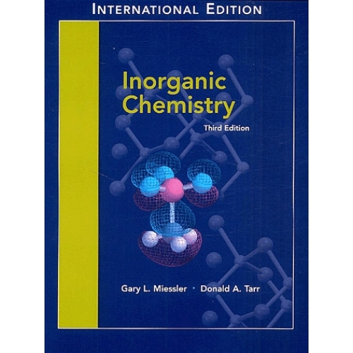 Inorganic chemistry - 3th Edition