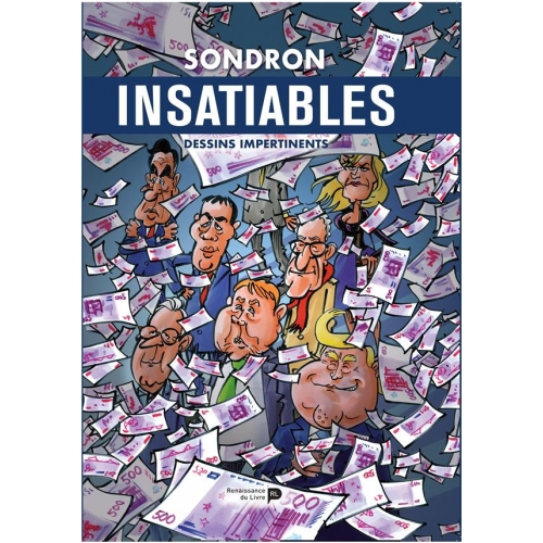 Insatiables - Dessins impertinents