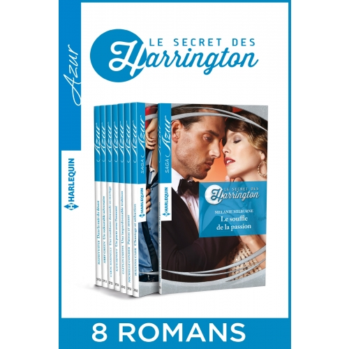 "Intégrale ""Le secret des Harrington"""