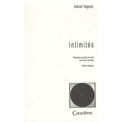 Intimités - Edition bilingue français-hindi