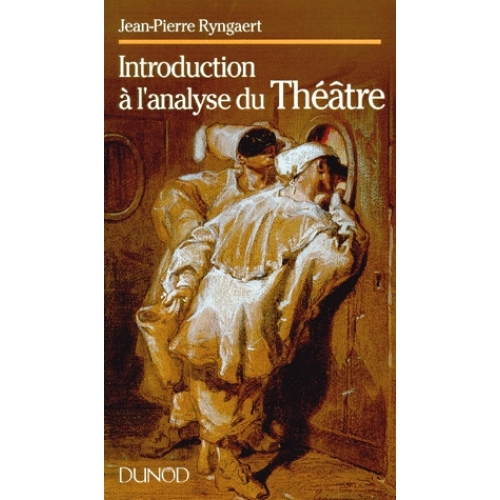 Introduction à l'analyse du théâtre