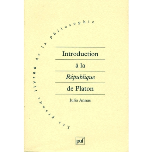 "Introduction à la ""République"" de Platon"