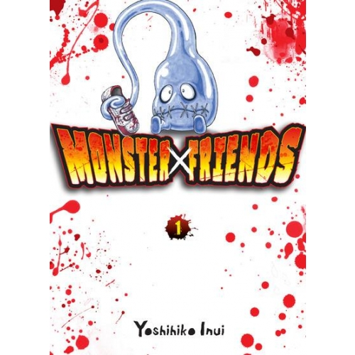 Monster Friends Tome 1